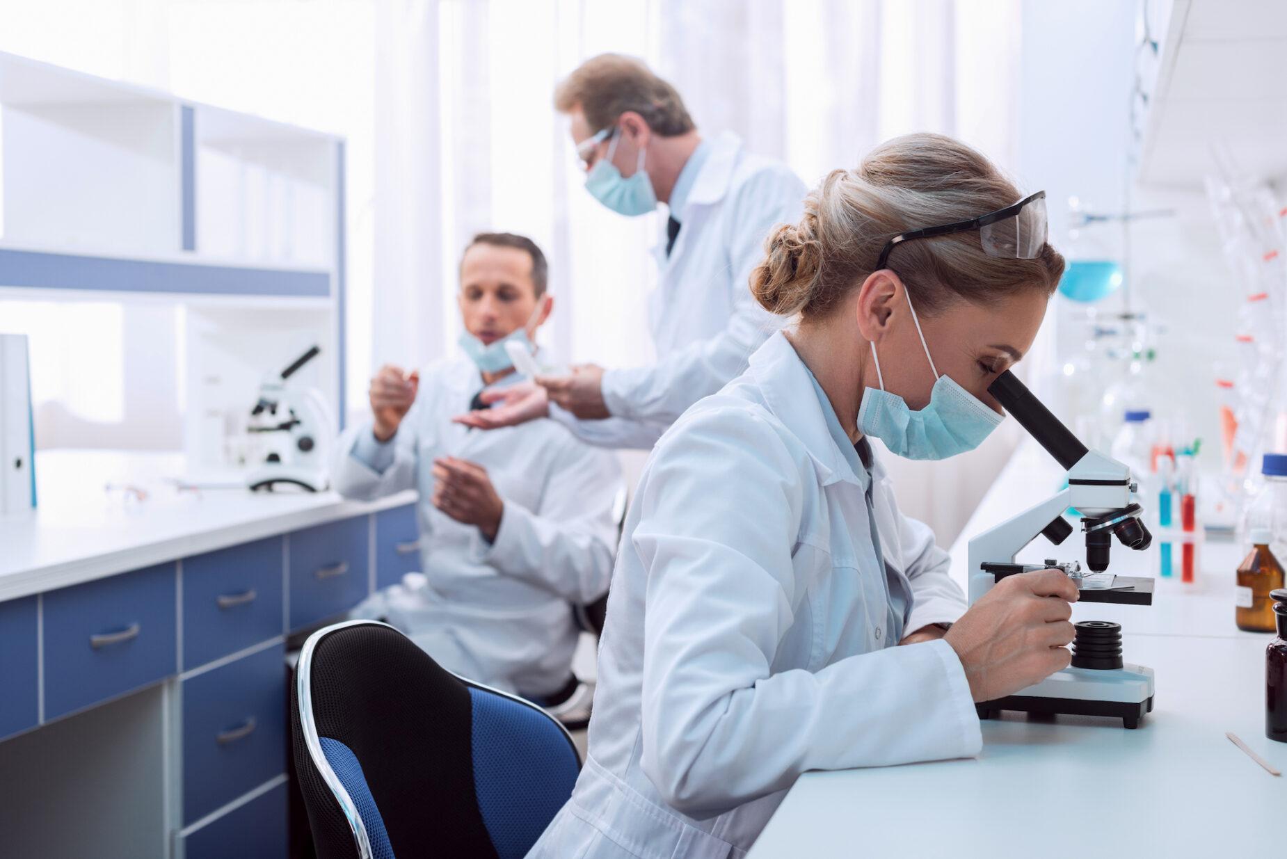 fournisseur matériel laboratoire